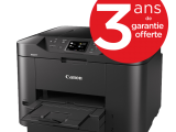Imprimante CANON Maxify MB2750 – Multifonction jet d'encre A4, USB, Ethernet, Wifi, Fax