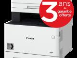 Imprimante CANON MF744CDW – Multifonction laser couleur A4, USB, Ethernet, Wifi, Fax