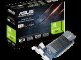 ASUS GeForce GT710-SL – 1 Go GDDR5, PCI-E, sans ventilateur, low profile