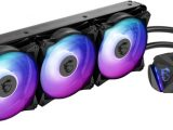 MSI MAG CORELIQUID 360R – WATERCOOLING – RGB LED – AMD/INTEL