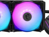 MSI MAG CORELIQUID 240R – WATERCOOLING – RGB LED – AMD/INTEL