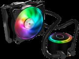 COOLER MASTER MasterLiquid ML120R RGB – Watercooling, ventilateur 1 x 120 mm PWM